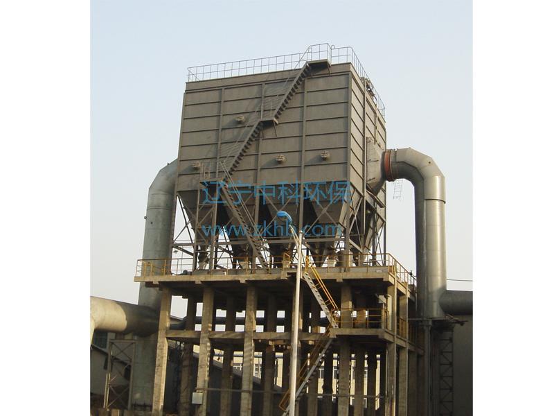本钢原料厂储一、储二布袋除尘工程